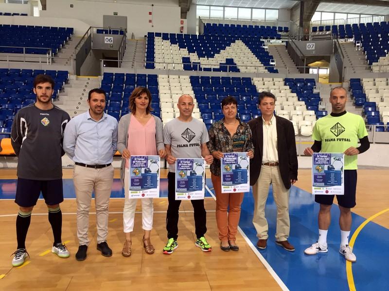 Presentación del IV Torneo Intercultural - Ciutat de Palma (Copy)