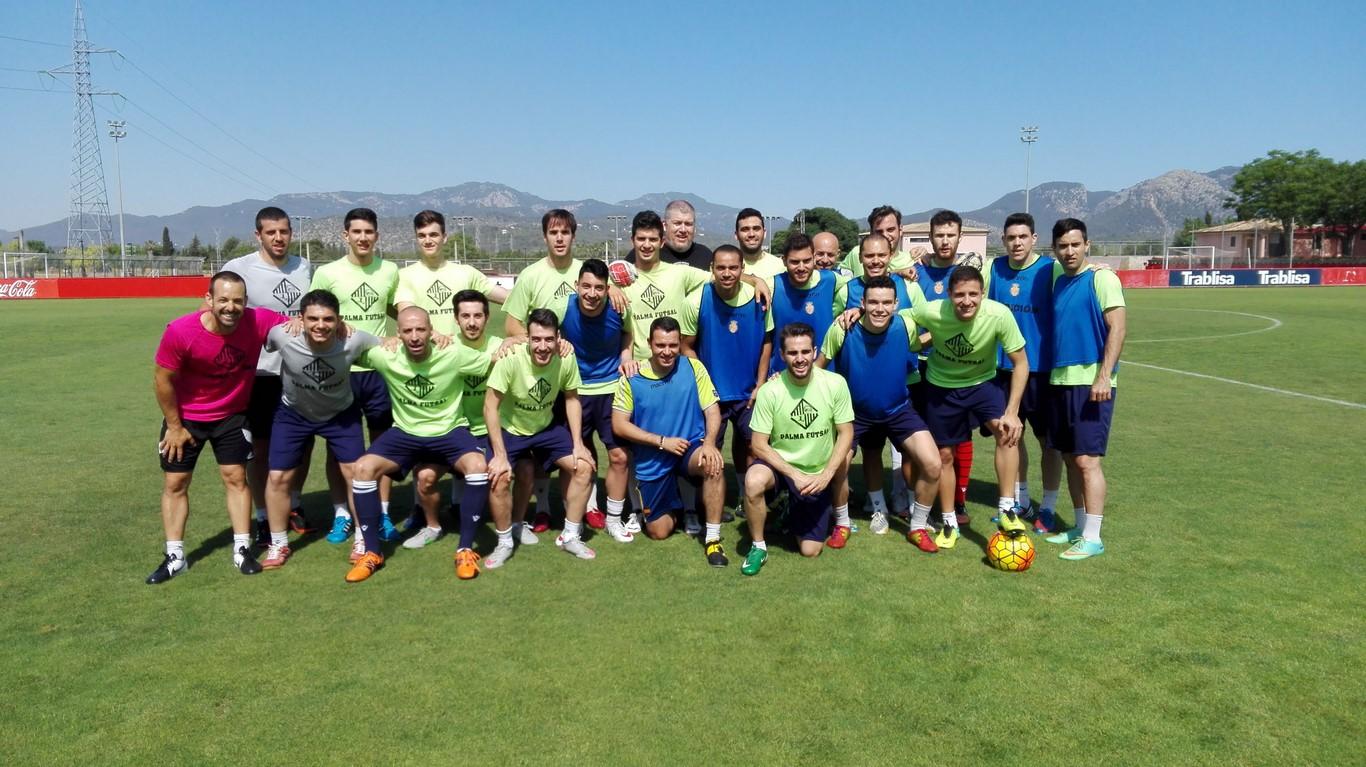El Palma Futsal cierra la temporada en Son Bibiloni (Copiar)