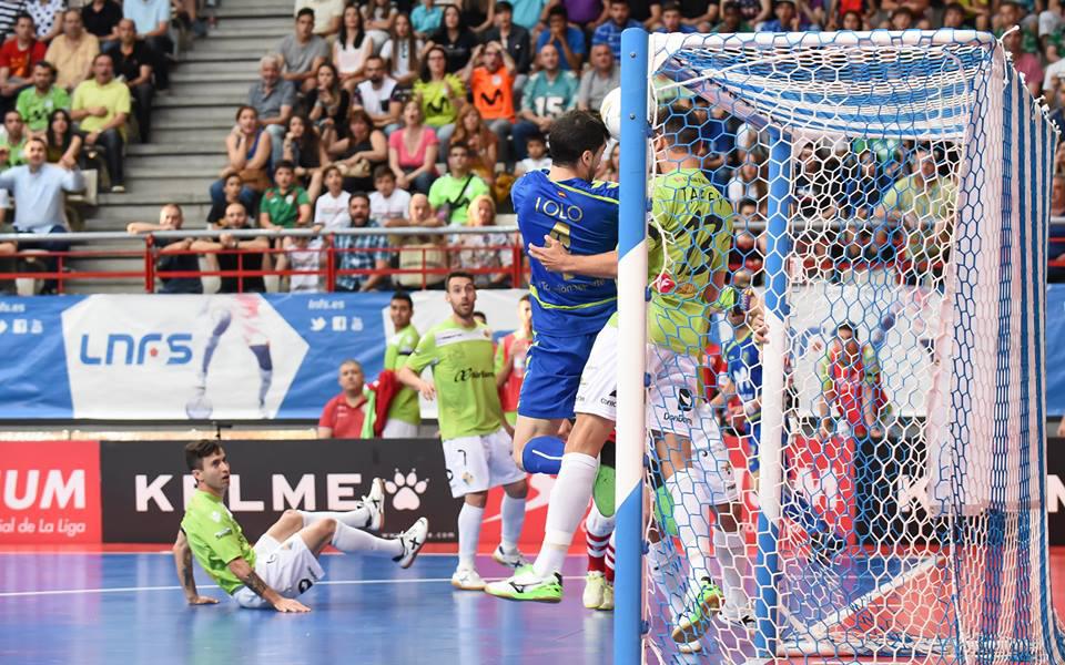 Taffy salva una acción del Inter