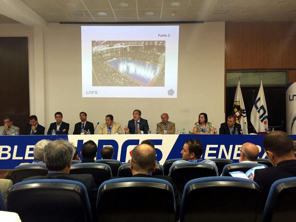 Asamblea de Clubes de la LNFS 1 (Copiar)