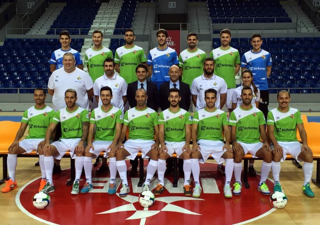 Foto oficial del Palma Futsal 2016-17 (Copiar)