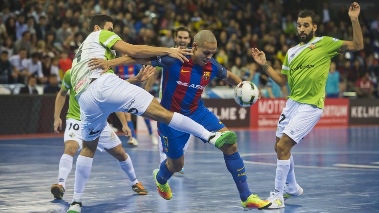 2016-12-11_FCB futsal vs PALMA
