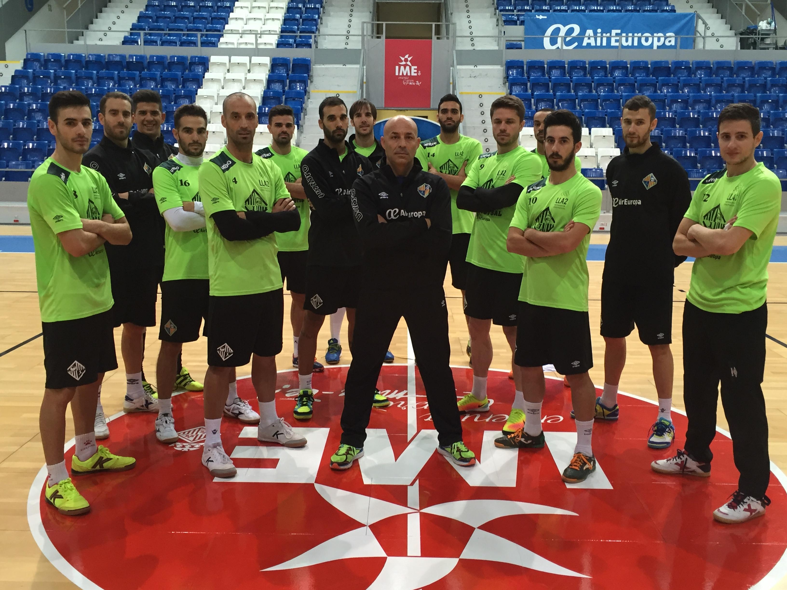 Imagen de archivo del Palma Futsal