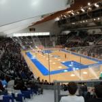 Son Moix lleno en un Palma Futsal - Barcelona 2
