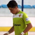 Pedro Palou con la camiseta del Palma Futsal 1