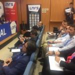 Miquel Jaume y José Tirado en la Asamblea de la LNFS (3)