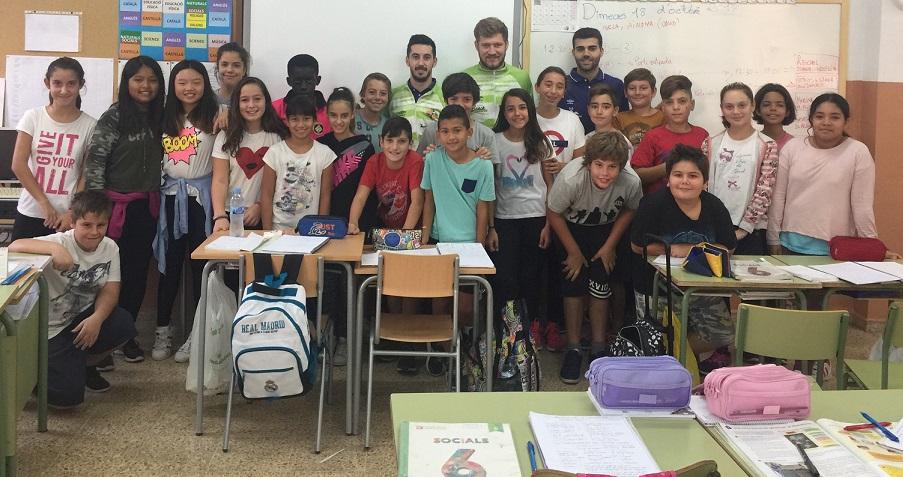 Visita al CP Marian Aguiló de Palma 11111