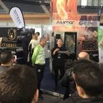 Vicky Pulgarín cocina la tapa Palma Futsal 2