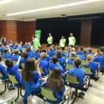 Charla y juegos con los alumnos del colegio Montesión de Palma (2) (Copiar)