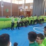El Palma Futsal jugó con los niños de Capdepera (2) (Copiar)