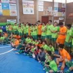 El Palma Futsal jugó con los niños de Capdepera (4) (Copiar)