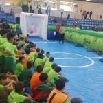 El Palma Futsal jugó con los niños de Capdepera (8) (Copiar)