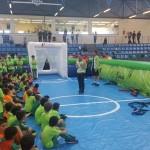 El Palma Futsal jugó con los niños de Capdepera (9) (Copiar)