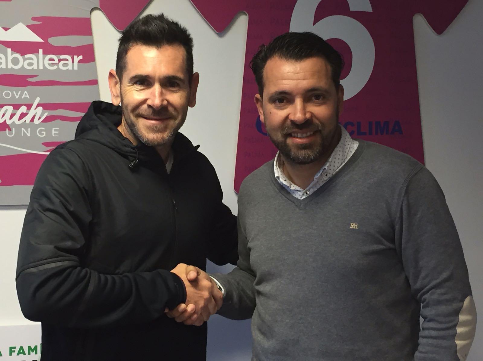 Marcel Ruiz, de BMTherapy, y José Tirado 1
