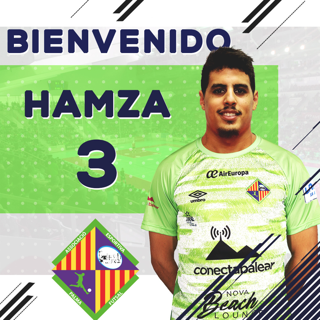 Hamza se incorpora al Palma Futsal