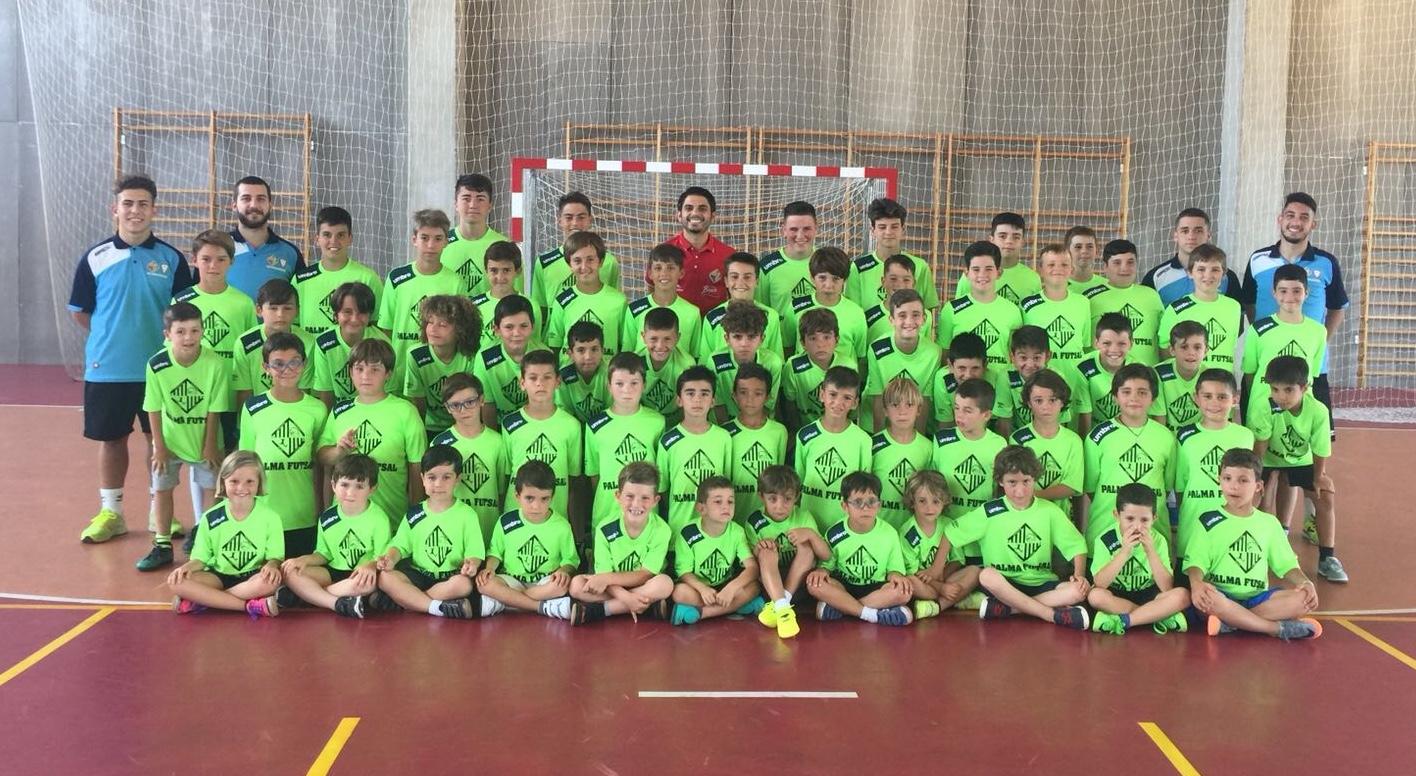 Campus de Palma, el principal del Palma Futsal este verano