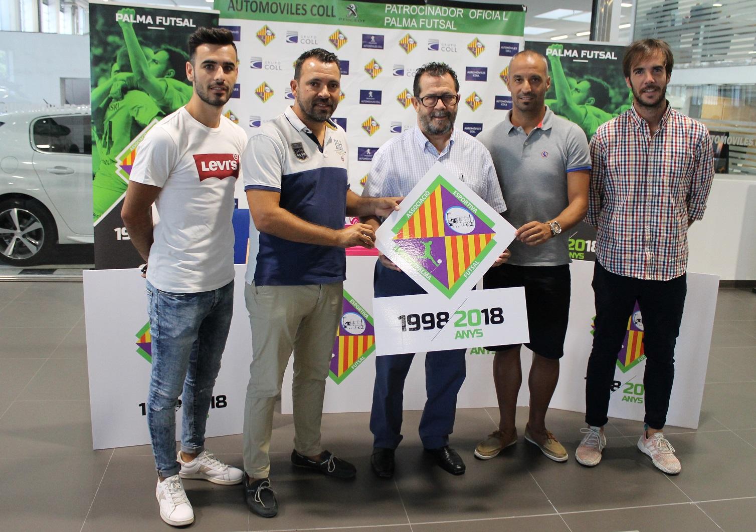 web El Palma Futsal celebra su 20 aniversario (3)