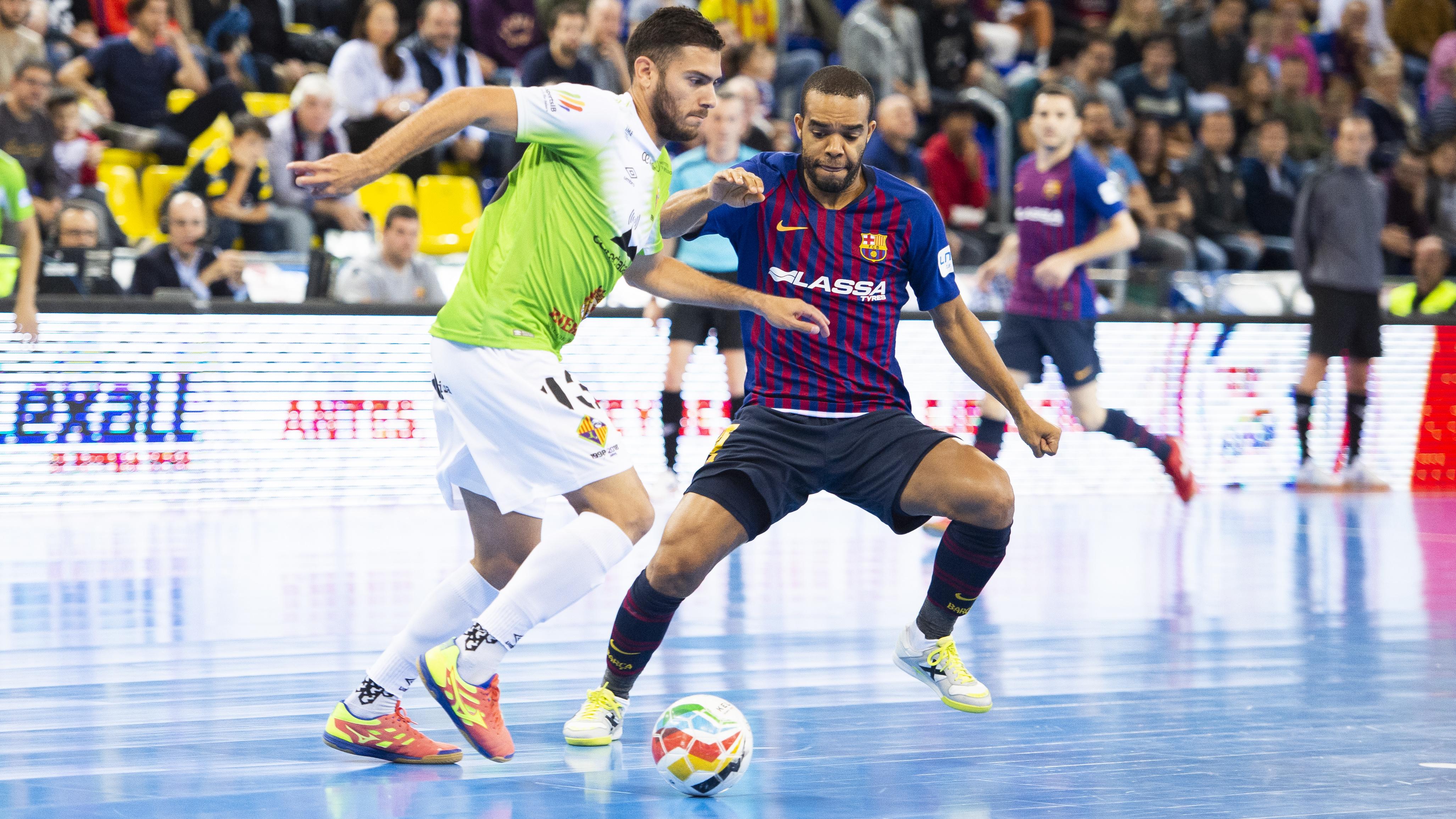 2018-11-10_FCB futsal vs PALMA_VICTOR