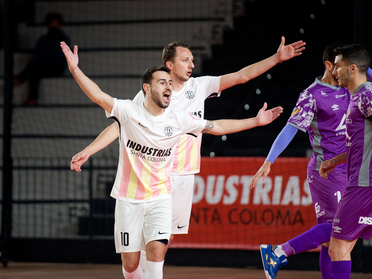 Palma Futsal cae en Santa Coloma y el Levante es nuevo líder